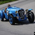 Florent MOULIN - Delahaye 135S - 1936