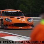 N°28 - PELLERZI Thierry - NURY Dominique - Ginetta G50 - LD RACING - GT/TOURISME - Série V de V FFSA DIJON 2012