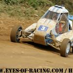 N°3 - PELLIZARI Christophe - 500 - Trophée du Sud- Est de Kart Cross - CHAMPIER 2012
