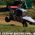 N°27 - GENESTRONI Maxime - Trophée du Sud- Est de Kart Cross - CHAMPIER 2012