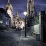 Atmosphère des rues parisiennes